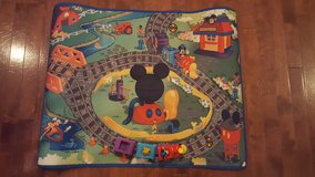 Mickey Mouse Train Mat and Train in Naperville, Illinois