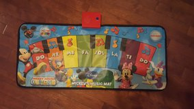 Mickey Mouse's Music Mat in Naperville, Illinois