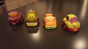 Toy Cars (4) in Naperville, Illinois