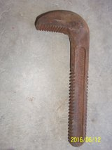 "Ridgid 18"" Pipe Wrench Hook Jaw Replacement #2 in Alamogordo, New Mexico"