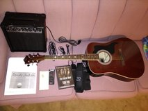 *Reduced* Acoustic Electric Guitar Set in Alamogordo, New Mexico
