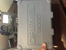 Dremel 3000 case.  IT'S ONLY THE CASE!!!!!! in Glendale Heights, Illinois