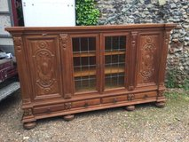 Large oak cabinet in Lakenheath, UK