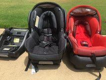 Car seats infant maxi cosi mico with base in Montgomery, Alabama