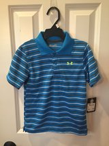 NWT 4t Under Armour Shirt in Naperville, Illinois