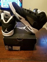 Air Jordan Oreo 5's in Manhattan, Kansas