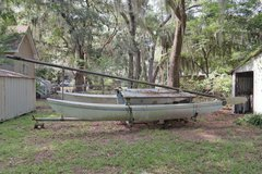 16ft Hobie Cat Sailboat in Beaufort, South Carolina