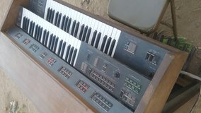 Yamaha f35 electronic organ in Yucca Valley, California