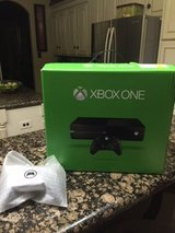 Mint Condition XBox One in Original Box with Xtra Controller and 2 Games in Conroe, Texas