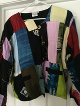 womens patchwork jacket in Bolingbrook, Illinois
