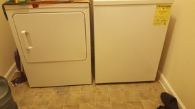 GE Washer & Dryer in Fort Bliss, Texas