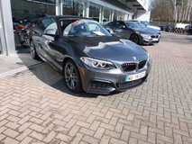 2015 BMW M235i Coupe in Hohenfels, Germany