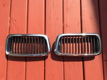 BMW  OEM PAIR OF GRILLES in Chicago, Illinois
