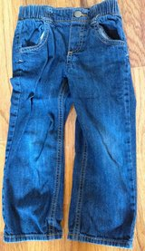 Baby/Toddler Boys Old Navy Regular Standard blue jeans size 3T/3A in Byron, Georgia