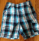 Baby/Toddler Boys ToughSkins blue multi color plaid shorts size 24 months in Byron, Georgia