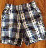 Baby/Toddler Boys ToughSkins green multi color plaid shorts size 2T in Byron, Georgia