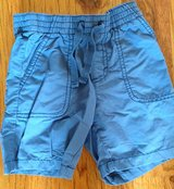 Baby/Toddler Boys Old Navy light blue shorts size 3T/3A in Byron, Georgia