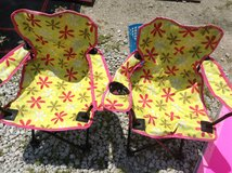 Kids camping chairs in Camp Lejeune, North Carolina