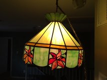 """""""Tiffany"""" style hanging lamp in Houston, Texas"""