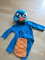 Perry the Platypus Toddler Halloween Costume (18 months) in Sandwich, Illinois