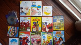 Dvds ELMO and others in Fairfield, California
