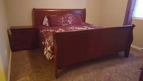 Complete Bedroom Set, Including Mattress in Fort Carson, Colorado
