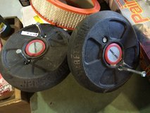 Lawn tractor weights in Fort Knox, Kentucky