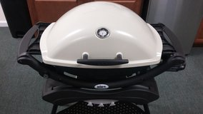 Brand new Weber Q 2200 with stand in Camp Lejeune, North Carolina