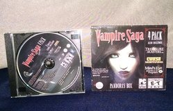 Vampire Saga - Pandora's Box 4 game Pack PC CD-ROM 2010 in Lawton, Oklahoma