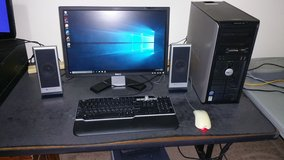 Dell Desktop Dual Core - Windows 10 - 1 terabyte hdd - 20 inch LCD in Conroe, Texas