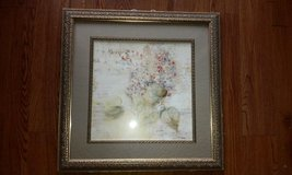 Antique Flowers Artwork **REDUCED** in Moody AFB, Georgia