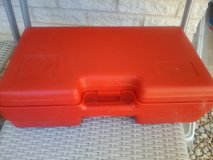 Large Red Lego Carrying Case in Naperville, Illinois