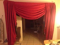three curtains from turkey in Ramstein, Germany