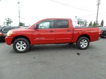 2010 Nissan Titan SE in Fort Lewis, Washington