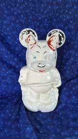 Disney TurnAbout Cookie jar - Mickey Mouse and Minnie Mouse in Oswego, Illinois
