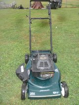 Craftsman 6.0HP self-propelled 22 inch cut in Fort Knox, Kentucky