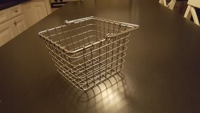 Metal Basket with handle in Naperville, Illinois