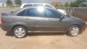 2005 Ford Focus ST ZX4 in Alamogordo, New Mexico