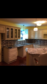 New Kitchens in Fort Campbell, Kentucky
