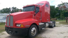 Kenworth AeroCab in Beaumont, Texas