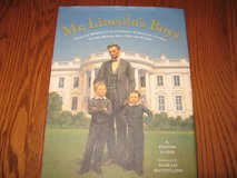 Mr. Lincoln's Boys - Hardcover in Westmont, Illinois