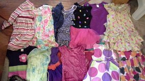 Dresses for sizes 4 and 5 girls in Vacaville, California