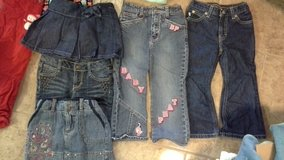 jeans for girls 3T baby phat & Tommy Hilfiger in Vacaville, California