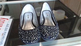 Justice shoes size 6 1/2 in Conroe, Texas