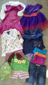 girls 4T clothes in Vacaville, California