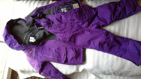 jacket girl's 5-6 snow gear by Land's End & snowbib in Vacaville, California