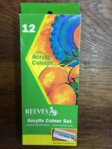 Reeves Acrylic Colour Paint Set in Valdosta, Georgia