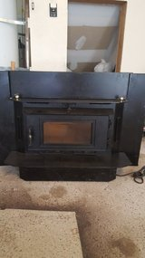 WOOD BURNING STOVE INSERT! in Beaufort, South Carolina