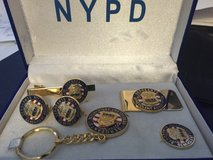 """Really Cool NYPD Cuff Link Set """"REDUCED"""" in Kingwood, Texas"""