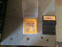 Gameboy color games and cases in Belleville, Illinois